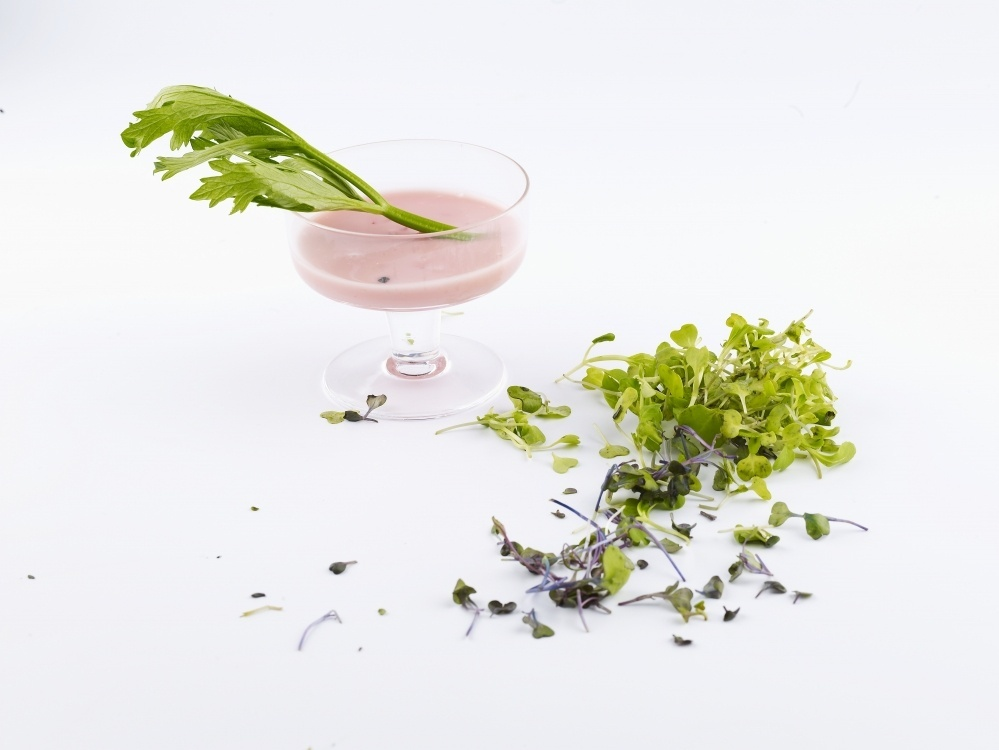 어린잎채소 손질법