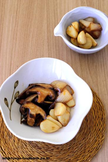 표고버섯장조림