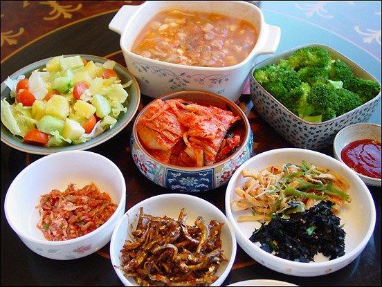 해물콩나물밥