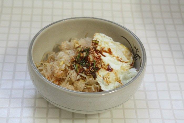 김치영양밥
