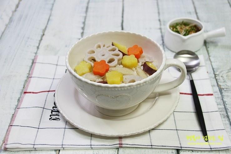 뿌리채소밥