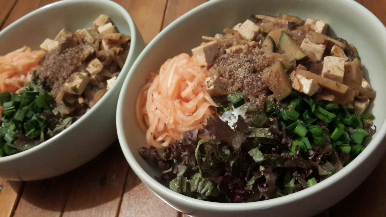 강된장비빔밥