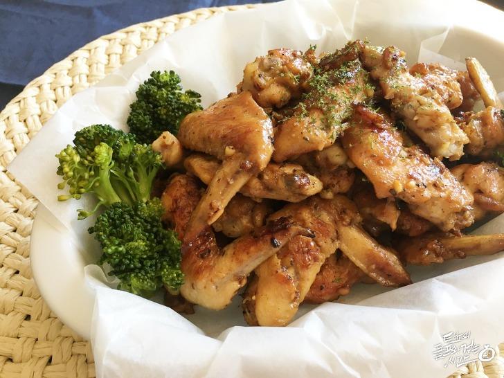 데리야끼치킨만들기 데리야끼소스 데리야키소스 데리야키치킨 닭요리 별미 파티요리 연말음식 크리스마스요리